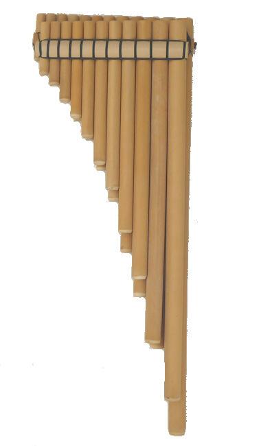 サンポーニャ 初売り SA-15M 23管 管修理済 フォルクローレ楽器 アンデス 民族楽器 発売モデル マリマッチャ ペルー