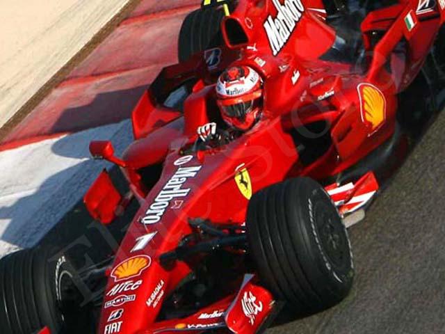 基米,基米 · 莱科宁在 2008 年法拉利 F1 用品万宝路版实际使用手套 (出售给 F1 从海外进口的废旧物品)