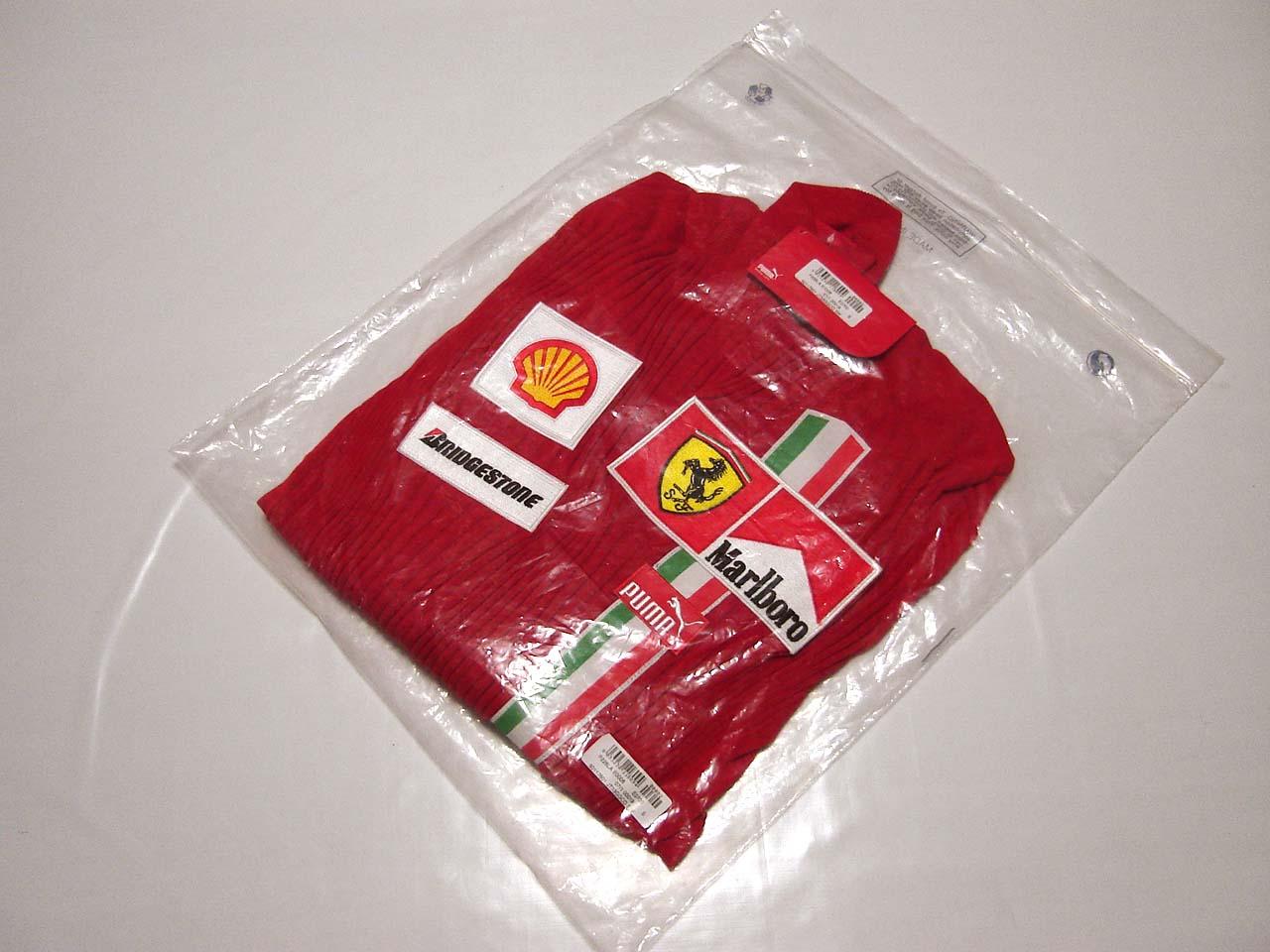 法拉利 F1 2007 用品万宝路版本层为超高級羊绒套衫男装 S 新 (为销售玩具 F1 从海外进口)