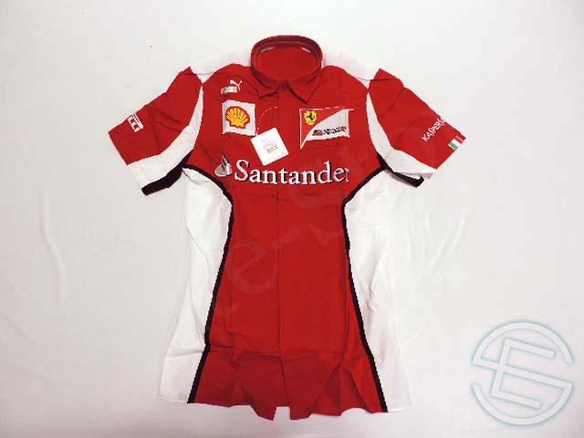 race ferrari shirt team fashion tshirt t s photo puma men scuderia p clothes