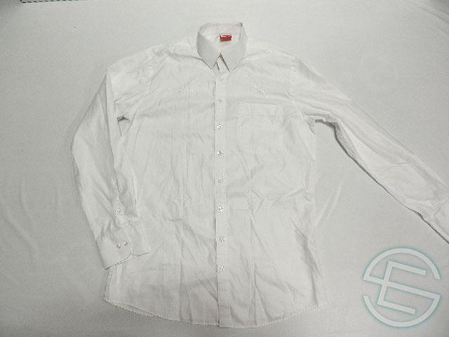【送料無料】 メルセデス AMG 2014年 支給品 トラベル用 長袖 シャツ メンズ L 4/5 (海外直輸入 F1 非売品USEDグッズ ベンツ)