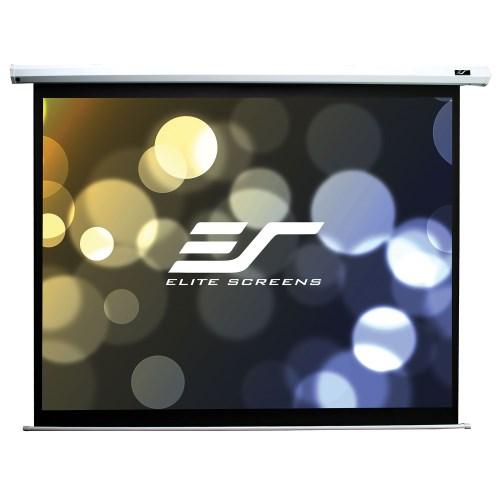 電動 プロジェクター スクリーン スペクトラム 100インチ(4:3) ホワイトケース Electric100VFG-J