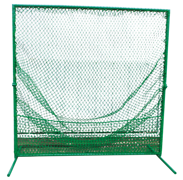 野球 トスネット 超簡単!立ち上げ式トス用ネット ザナックス 練習用品 日本正規品
