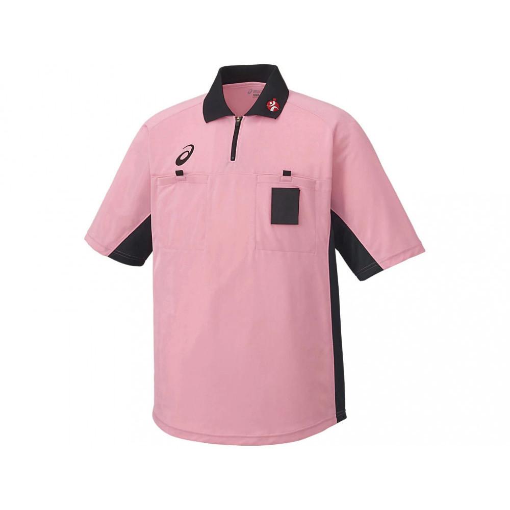 〇asics アシックス レフリーシャツ ハンドボール 超安い アパレル XH6003-18 公式通販 ユニ 送料無料