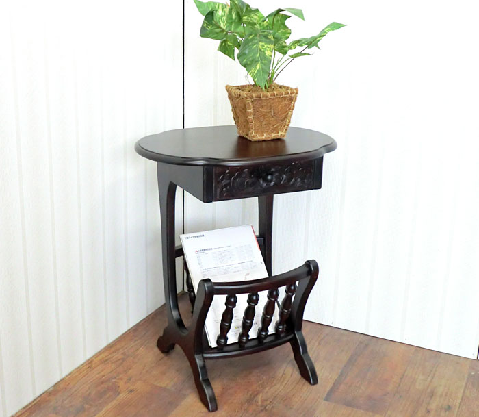 "Asian furniture, antique furniture, furnitures Lee, Asian furniture, Asian  Homewares and furniture discount furniture store! - Elmclub Rakuten Global Market: ""Flower Stand With Magazine"