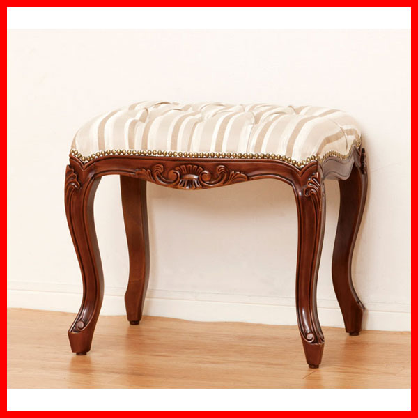 Stool «Marche» Interior Furniture Hand Carved Furniture Rococo Chair Chair  Ottoman Classic Style Antique Furniture Inlay Crafted Furniture Italy  Furniture ...