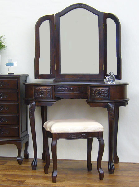 Dresser (triple mirror) Asian furniture discount storage furniture interior  furniture store cheap outlet accessories antique shipping embedded  Chinoiserie ... - Elmclub: Dresser (triple Mirror) Asian Furniture Discount Storage