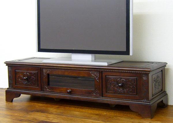 【お1人様1点限り】 アジアン家具 ローボード テレビ台 TV台, SCWORLDPLUS 0ce5702d
