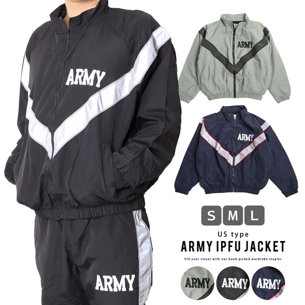 333fc12a999 M.H.A.style  All three colors of US type ARMY IPFU jacket men s ...