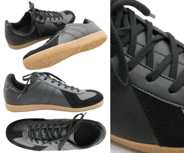 ★德国教导员★德国军复制品★训练鞋★黑色运动鞋人的