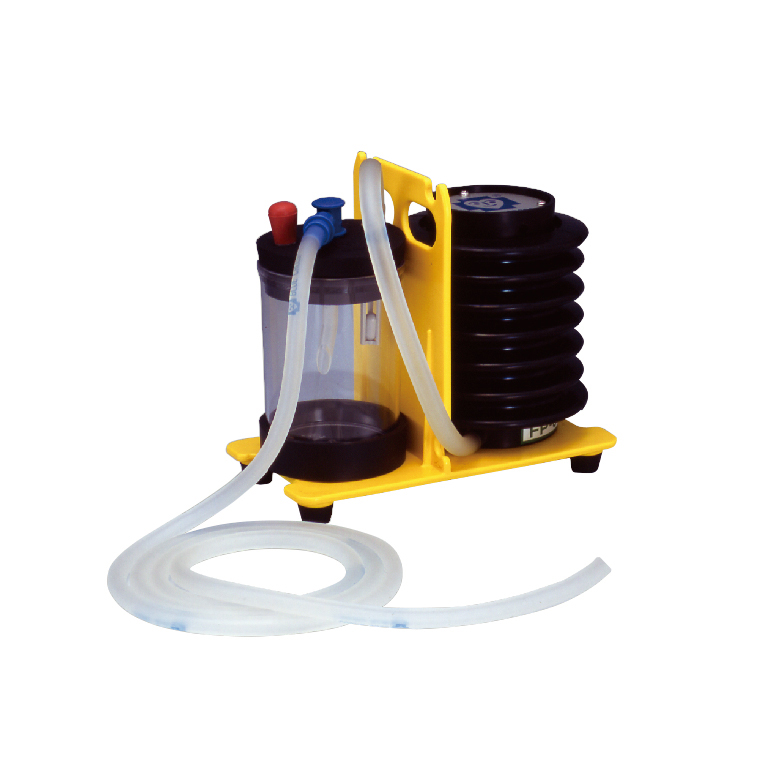 足踏式吸引器 FP-300 救急用医療器のブルークロス製 【エマジン 喀痰吸引・たん吸引】