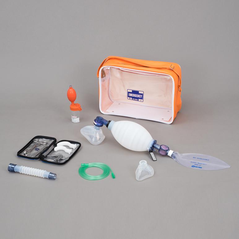 救急蘇生セット ARW-2【成人用】 救急用医療器のブルークロス製 【日本製】