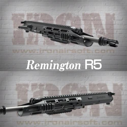 【送料無料】IRONAIRSOFT レミントン R5 14.5インチアッパーキット GBB用Reminton R5【お取り寄せ品】