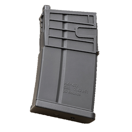 KSC HK417GBB用 36連スペアマガジン