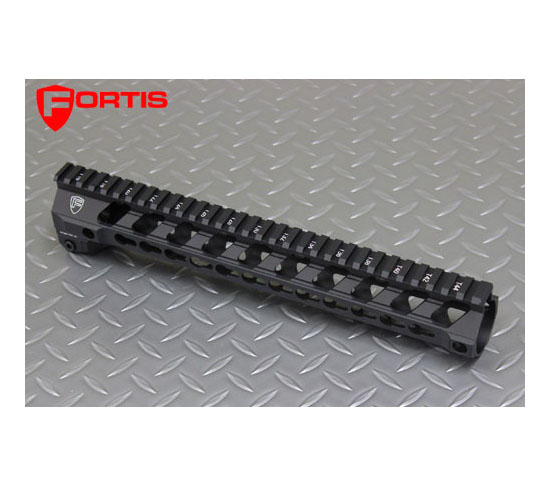 【IRONAIRSOFT】Fortis Switch556タイプKeyModレール12インチ