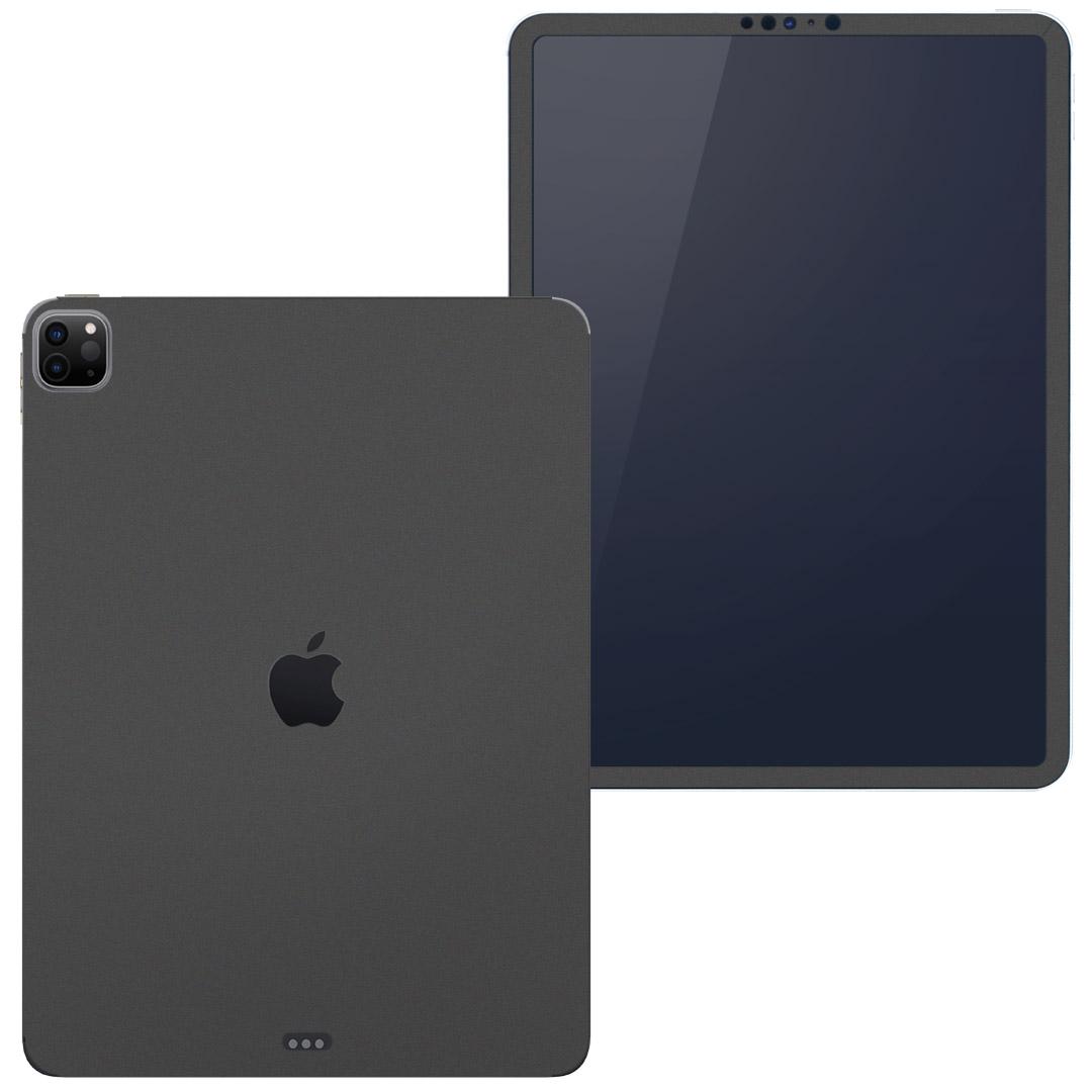 全面スキンシール ステッカー 保護シール 正面 iPad Pro 売れ筋ランキング 全品送料無料 11 2020 igsticker inch インチ 対応 シール グレー シンプル アップル A2068 無地 apple タブレットケース A2228 009015 専用 アイパッド その他 フル