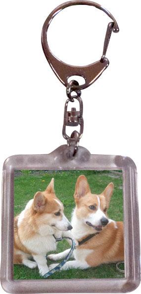 オリジナルオーダーメイドフォトキーホルダー キーホルダー 海外 高品質 子供 愛犬 写真入り ギフト ネコポス発送可