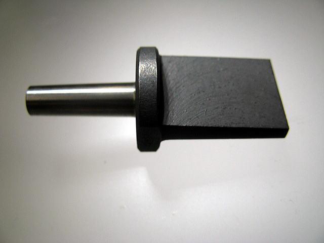 【坂崎製彫刻機用】サカザキマシナリー・坂崎鉄工などハイスカッター15φ20SB全先割タイプ