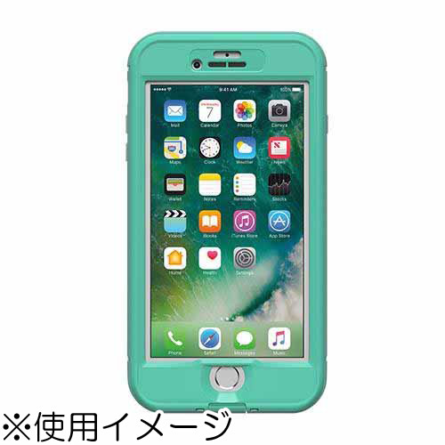 LifeProof nuud MermaidTeal〔iPhone 7 Plus用〕 《納期未定》