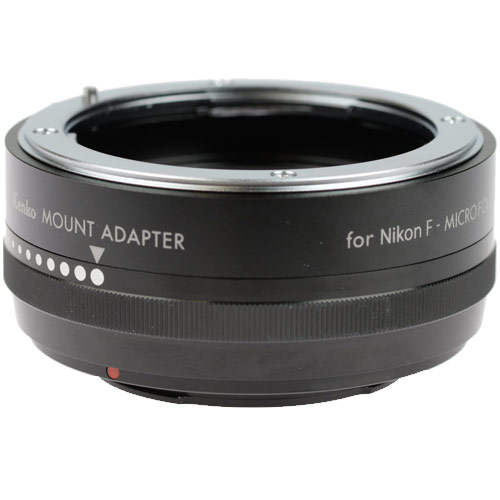 MOUNT ADAPTER NF-MICRO4/3
