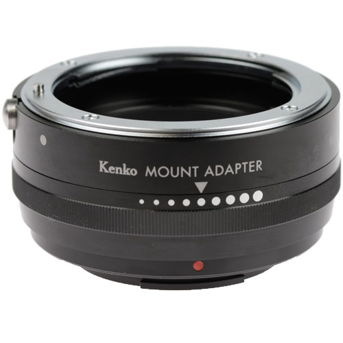 MOUNT ADAPTER NF-FUJI X 《納期約2週間》
