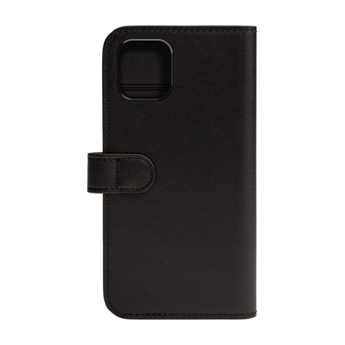 COACH CIPH-008-BLK LEATHER WALLET CASE ミッドナイトブラック〔iPhone 11用〕 【正規品】