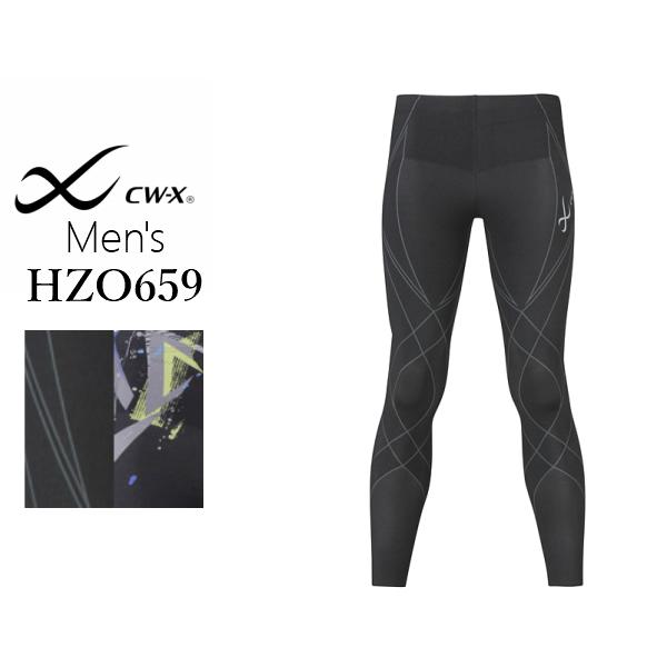 【wacoal/ワコール】【CW-X/CWX】【送料無料】【メール便対応】HZO659 ジェネレーターモデル(レボリューションタイプ) ロングスポーツタイツ (男性用/メンズ) SML