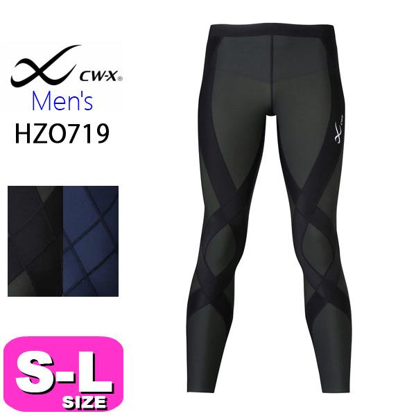 【送料無料】ワコール wacoal CW-X CWX HZO719 ジェネレーターモデル ロングスポーツタイツ ホットタイプ(男性用/メンズ) SML