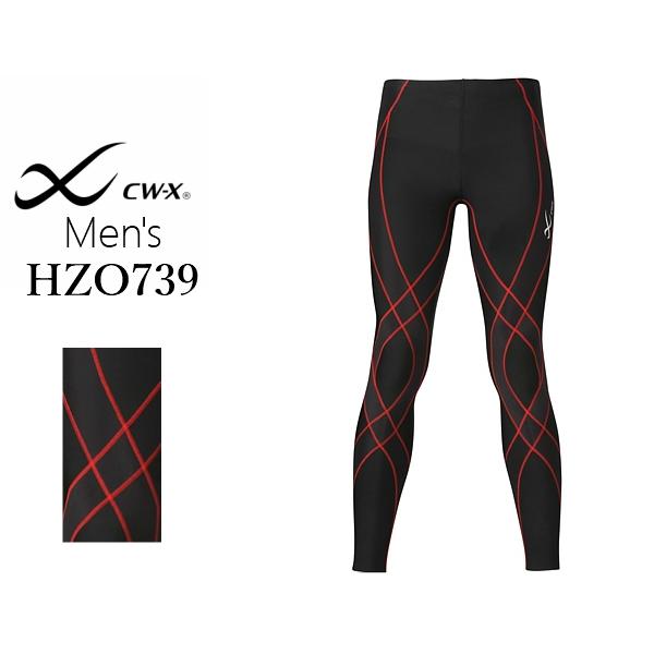 【wacoal/ワコール】【CW-X/CWX】【メール便対応】HZO739 ジェネレーターモデル ロングスポーツタイツ HOTタイプ(男性用/メンズ) SML