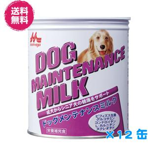 [12個セット]ワンラック ドッグメンテナンスミルク 280g