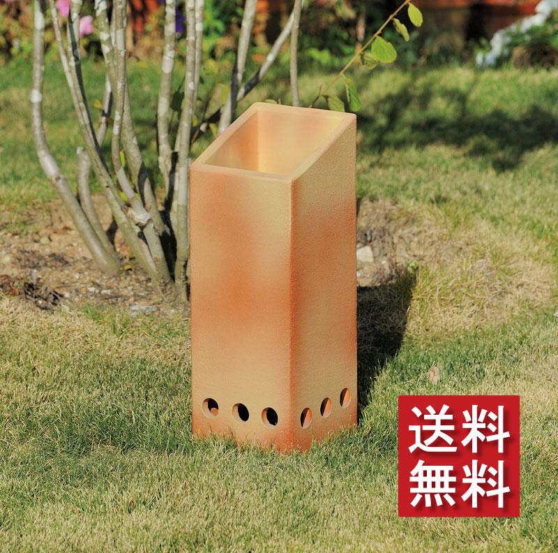 【送料無料】 オンリーワンクラブ 新 信楽のあかり 素焼き 6型