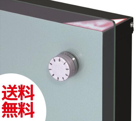 【送料無料】 三協アルミ 壁付け 郵便ポスト SWM-S型 ダイヤル錠付き 全2色