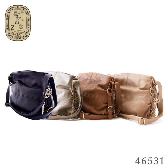 ラポルタ ディ ズッケロ 46531 正規品 正規販売店 ショルダーバッグ 斜め掛バッグ かばん バッグ プレゼント 鞄 プレゼント 誕生日