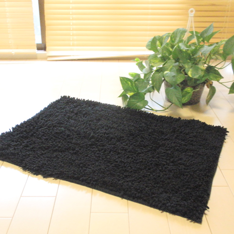 Suction power is different from others! Micro-Fiber Super absorbent mat (large) 70 cm × 50 cm