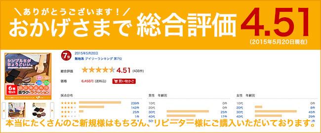 방석 저 반발 락 라 라 쿠션 색 6 개의 조합에서 리뷰 캠페인: 상품 도착 후 리뷰로 4980 엔!