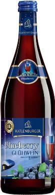 セットアップ ホットワイン 夏にはロックで 大人気 オンラインショップ 発売中 750ml カトレンブルガー ドクターディムース ブルーベリーグリューワイン