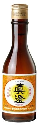 天下の銘酒 【本醸造 特撰真澄】300ml瓶 24本入り 信州諏訪の地酒