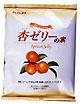 お洒落 杏ゼリーの素 倉庫 85g×3袋 杏ピューレ付 かんてんぱぱ寒天
