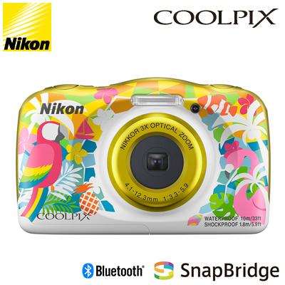 【返品OK!条件付】ニコン コンパクトデジタルカメラ COOLPIX W150 リゾート COOLPIX-W150-RS 防水 防塵 耐衝撃【KK9N0D18P】【60サイズ】