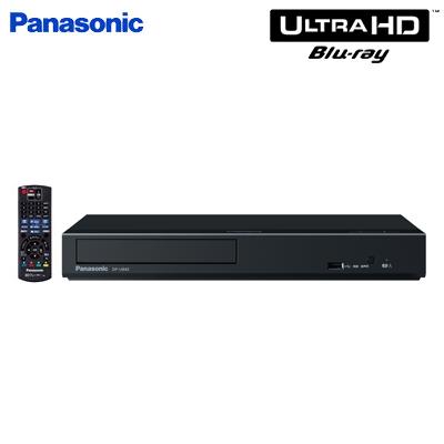 【キャッシュレス5%還元店】【返品OK!条件付】パナソニック Ultra HD ブルーレイディスクプレーヤー DP-UB45【KK9N0D18P】【100サイズ】