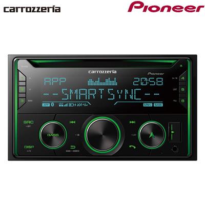 【返品OK!条件付】パイオニア カロッツェリア カーオーディオ 2DIN CD/USB/Bluetooth FH-4600【KK9N0D18P】【100サイズ】