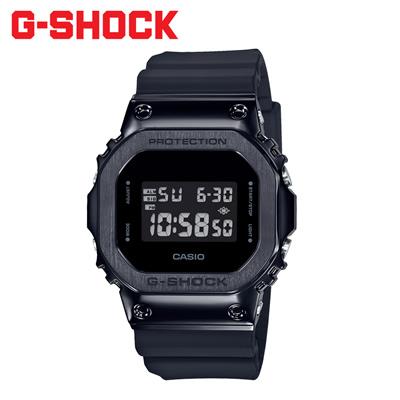 【キャッシュレス5%還元店】【返品OK!条件付】【正規販売店】カシオ 腕時計 CASIO G-SHOCK メンズ GM-5600B-1JF 2019年9月発売モデル【KK9N0D18P】【60サイズ】