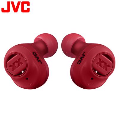 【返品OK!条件付】JVC 完全ワイヤレスイヤホン XXシリーズ IP55相当防水 防塵 耐衝撃 Bluetooth5.0 HA-XC50T-R レッド トゥルーワイヤレス 【KK9N0D18P】【60サイズ】