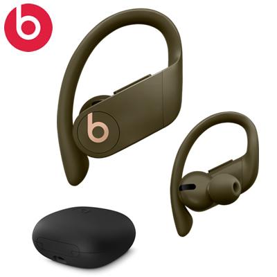 【キャッシュレス5%還元店】【返品OK!条件付】beats by dr.dre Powerbeats Pro H1チップ搭載 完全ワイヤレス イヤホン 耐汗 防沫性 Bluetooth MV712PAA モス MV712PA/A【KK9N0D18P】【60サイズ】