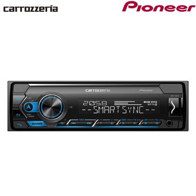 【返品OK!条件付】パイオニア カロッツェリア カーオーディオ 1DIN USB/Bluetooth MVH-5600【KK9N0D18P】【100サイズ】