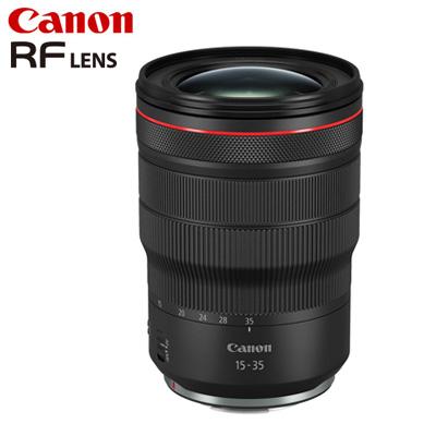 【返品OK!条件付】Canon キヤノン 交換レンズ RFレンズ RF15-35mm F2.8 L IS USM RFマウント RF15-3528LIS【KK9N0D18P】【80サイズ】