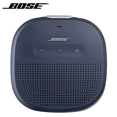 【キャッシュレス5%還元店】【返品OK!条件付】BOSE SoundLink Micro Bluetooth speaker ポータブルスピーカー 防水IPX7 SoundLinkMicro-BL ミッドナイトブルー【KK9N0D18P】【60サイズ】