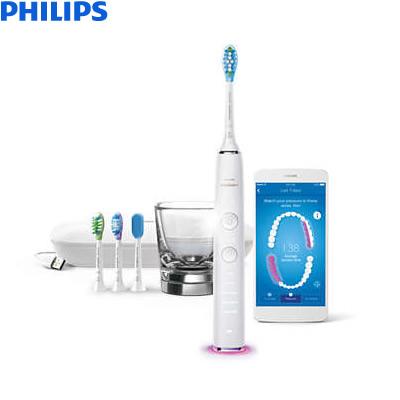 【返品OK!条件付】フィリップス 電動歯ブラシ ソニッケアー ダイヤモンドクリーン スマート HX9924-05 ホワイト HX9924/05【KK9N0D18P】【80サイズ】