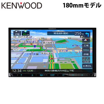 【返品OK!条件付】ケンウッド MDV-L407 7V型 カーナビ 180mmモデル 彩速ナビ TypeL ワンセグ【KK9N0D18P】【100サイズ】