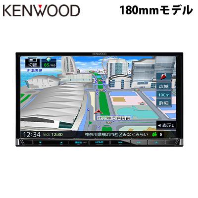 【返品OK!条件付】ケンウッド MDV-S707 7V型 カーナビ 180mmモデル 彩速ナビ TypeS 地デジ【KK9N0D18P】【100サイズ】